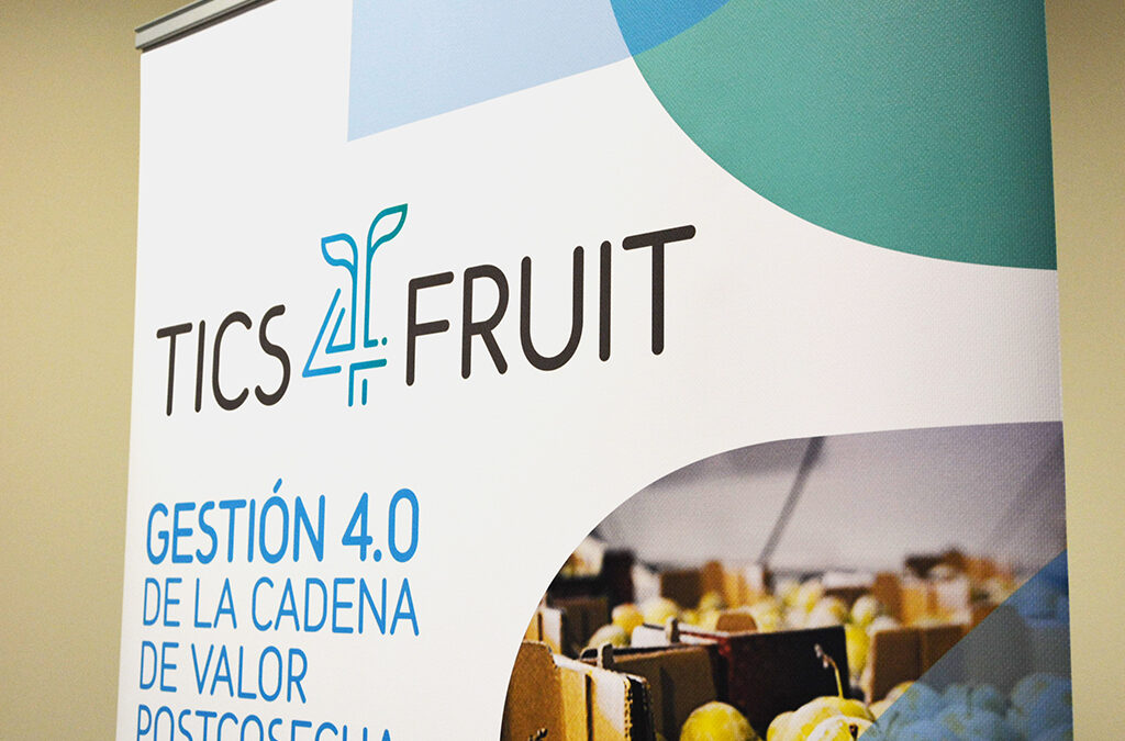 Presentación del proyecto Tics4Fruit a la Asociación Catalana de Empresas de Frutas y Hortalizas (AFRUCAT)